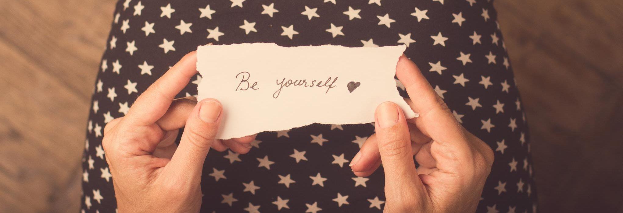 Osez être soi